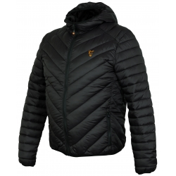 Fox kurtka Quilted Jacket Black/Orange rozm. S CCL145