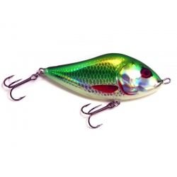 Slider 7cm/21g Holographic Green Roach
