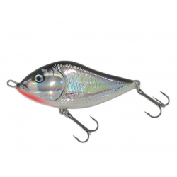 Slider 7cm/21g Holographic Grey Shiner tonący